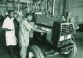 Valmet 604 assembly line in Kibaha, Tanzania.jpg