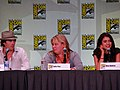 Vampire Diaries Panel at the 2011 Comic-Con International (5985472723).jpg