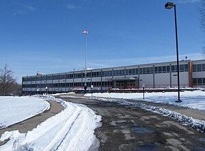 Kansas City Public Schools - Image: Van horn hs