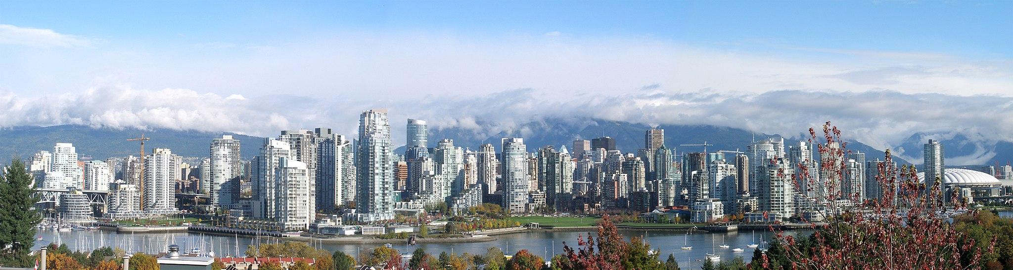 Vancouver horizon oct15