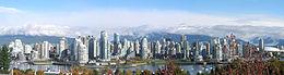 Vancouver – Veduta