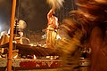 Varanasi, India, Religious celebration.jpg