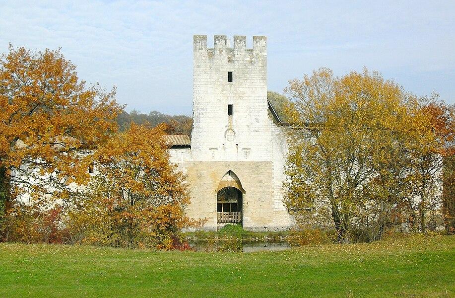 Vaucouleurs Meuse (55) - Château de Gombervaux