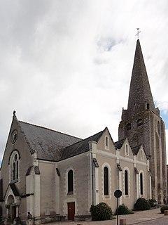 Veigné,  Centre-Val de Loire, France