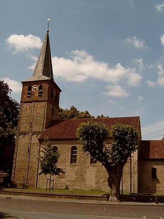 Velp, Gelderland - Image: Velp, kerk 3 foto 3 2009 06 25 14.51