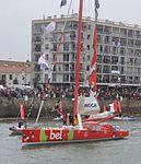 Vendée Globe 2012-2013 Kito de Pavant Groupe Bel.jpg