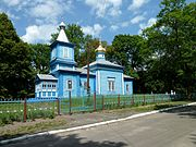 Verbycne Turiyskyi Volynska-Nativity of the Theotokos church-general view.jpg