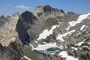 Verdi Lake (Nevada) - Image: Verdi Lake NV