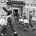 Verjaardag van Zijne Koninklijke Hoogheid Prins Bernhard defile (Aubade), Bestanddeelnr 911-3797.jpg