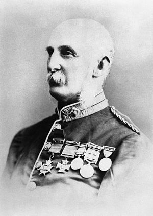 John Christopher Guise - Lt Gen J Guise VC CB, c1880 (IWM Q80527)