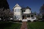 Victorian home restored