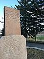 Victory memorial for World War II Gyumri 03.jpg