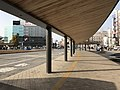 View in front of north entrance of Oita Station.jpg