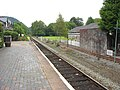 View north from the platform of Betws-y-Coed station - geograph.org.uk - 555781.jpg