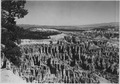 View northeast from Inspiration Point. - NARA - 520250.tif