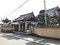 View of Honenji Temple in Munakata, Fukuoka.jpg