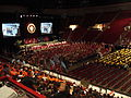 View of pre-convocation ceremonies, University of Massachusetts Amherst, 2011.jpg