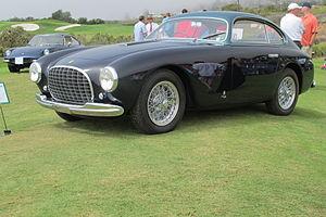 Vignale - 1951 Ferrari 212 Vignale coupe
