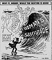 Vignetta satirica del Tacoma Times, Washington, 1914.jpg