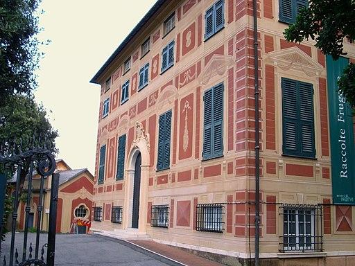Villa Grimaldi Fassio Parchi di Nervi