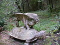 Villa grabau, statua 02.JPG