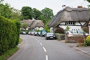 Chilbolton - Image: Village Street, Chilbolton geograph.org.uk 822967
