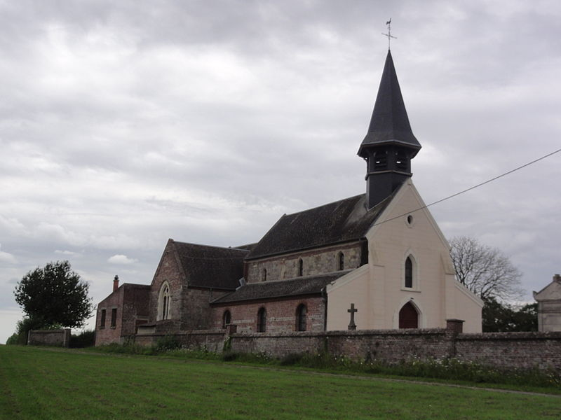 Villeselve (Oise) église