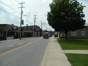 Virginia Ave, Petersburg, WV, Aug 2012.JPG