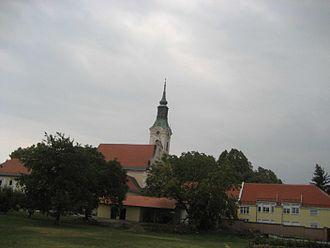 D5 road (Croatia) - Virovitica, on the D5 route