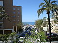 Vista de la Calle General Rodríguez Bouzo y Bahía - panoramio.jpg