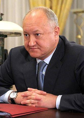 Governor of Kamchatka Krai - Image: Vladimir Ilyukhin, 2012
