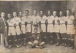 SC Vladislav Varna - Vladislav Varna, the first champions of Bulgaria, 1925