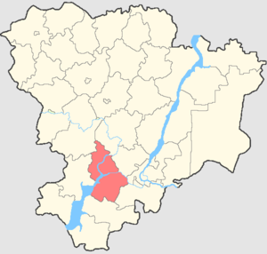 Kalachyovsky District