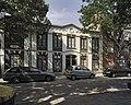 Voorgevel met decoratief pleisterwerk - Leiden - 20363545 - RCE.jpg
