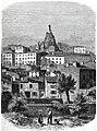 Vue de la Vierge colossale et d'une partie de la ville du Puy (dessin de Freeman).jpg