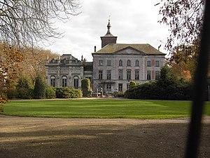 Gavere - Borgwal Castle in Vurste (2007)