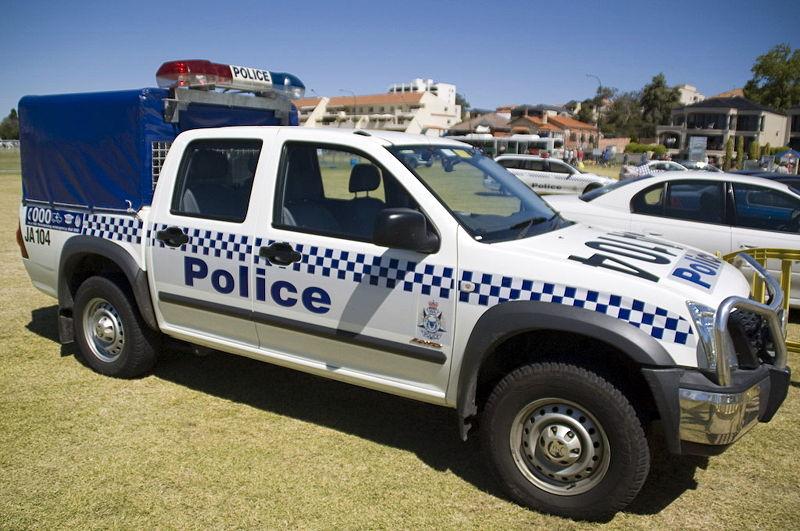Red Bull 4th Nov 2007 - WA Police cars - WA Radio Scanner