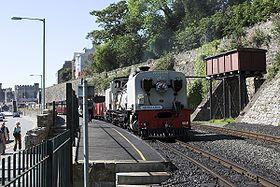 Caernarfon Railway Station Wikipedia