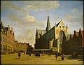 WLANL - legalizefreedom - De Grote Markt te Haarlem met de Grote of St.-Bavokerk, gezien vanuit het westen.jpg