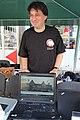 WLM Köln 2011 Fischaugenpräsentation.jpg