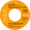 Walk on the Wild Side by Lou Reed (US single, side A).png