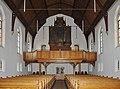 Wangen Evangelische Stadtkirche Blick zur Empore 2.jpg