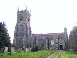 Wangford - Wangford Church