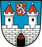 Das Wappen von Drebkau