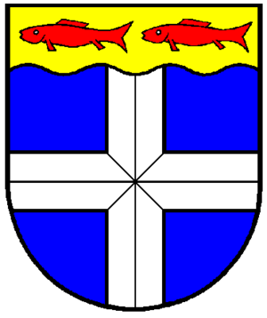 Elchesheim-Illingen - Image: Wappen Elchesheim Illingen