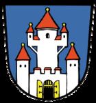 Das Wappen von Gemünden a.Main