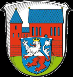 Vöhl - Image: Wappen Vöhl