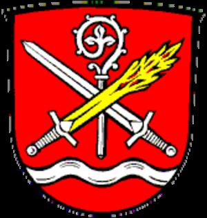 Buxheim - Image: Wappen von Buxheim