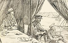 War Drawings by Muirhead Bone- Waiting for the Wounded Art.IWMREPRO00068442.jpg