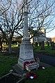 War Memorial in Riccall (geograph 4314356).jpg